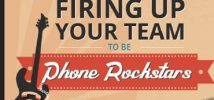 Firing Up Your Team to be Phone Rockstars